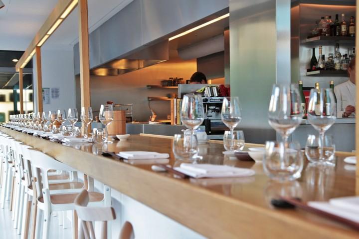 Restaurant dos palillos casa camper berlin silencio - Cuisine moleculaire lille ...