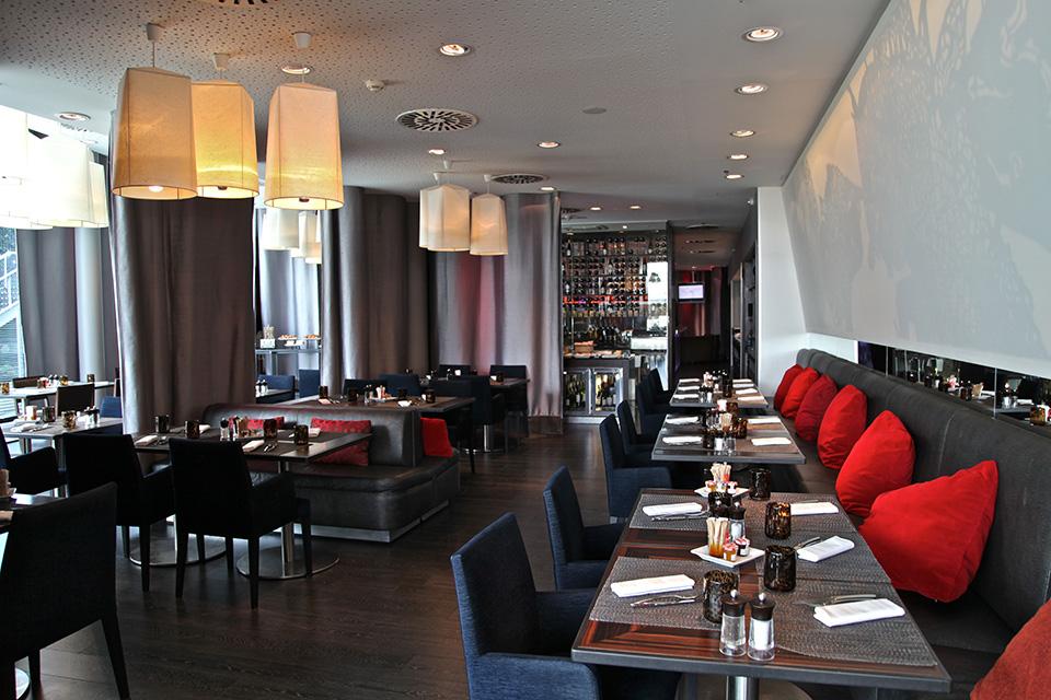 Top brunchs de palaces h tels de luxe paris silencio for Hotel paris design luxe