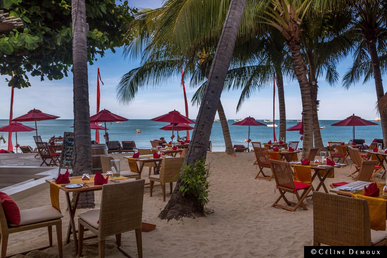 Anantara rasananda le plus bel hôtel de koh phangan